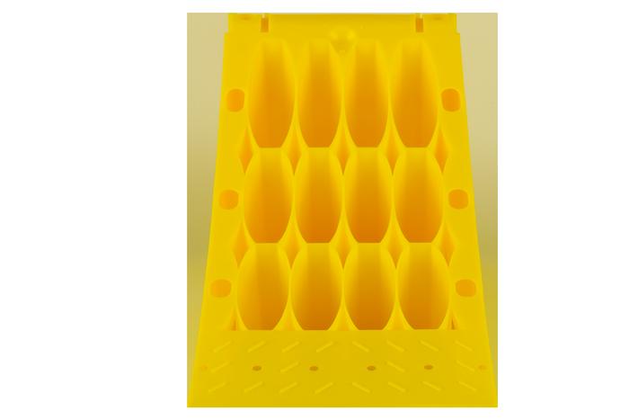 Klin pod koła z homologacją G46