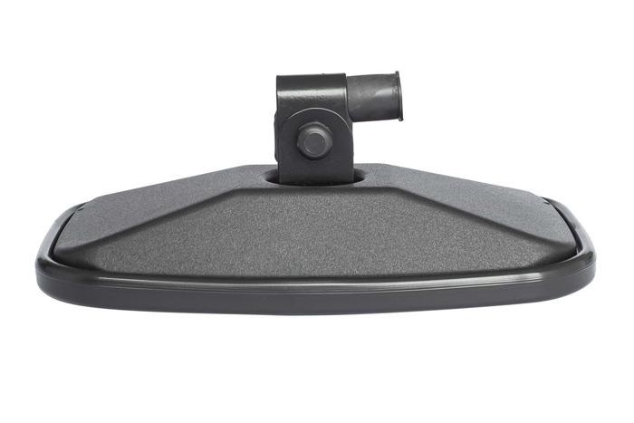 Lusterko boczne 165 mm x 250 mm LP0240